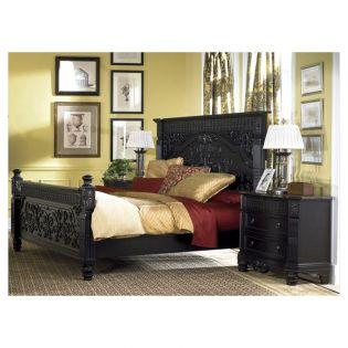 B651 Panel Bed (침대+협탁+화장대)