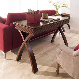 48211  Bali Flip Top Sofa Table