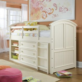 481 Summer Breeze  Loft Bed