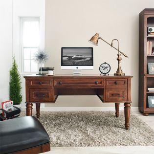 W1209-731 American Heritage  Writing Desk