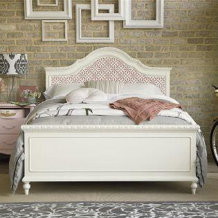 Bellamy 330A040  Full Bed (침대) (매트 규격: 134cmx 193cm)
