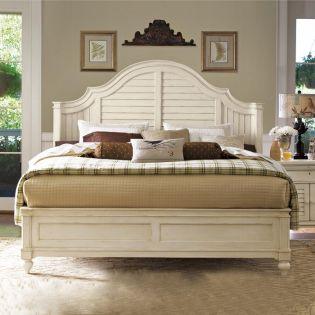 Paula Deen Home 996210B  Magnolia Bed (침대+협탁+화장대)