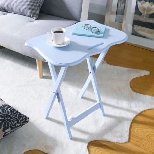 Cambiata-Skyblue  Tray Table