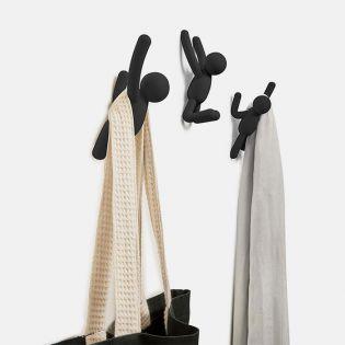 318165-040 Buddy Hooks-Black Hooks