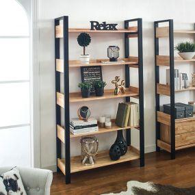 Moris-Open Bookcase