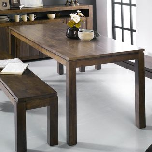 Ocean-Walnut-D  Dining Table