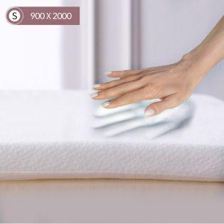 Memory Foam-900  Single  Mattress Topper 900