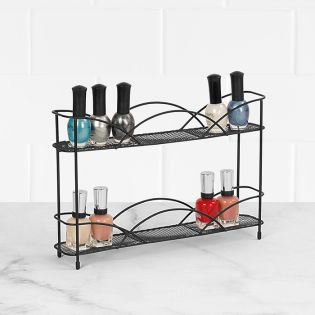 SPC-287BY10   2-Tier Nail Polish Holder