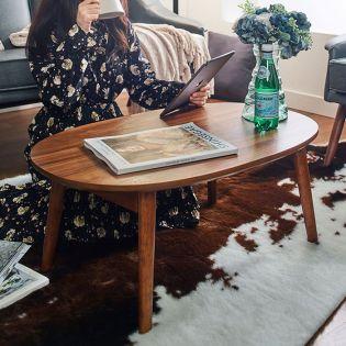 Bed tray walnutCocktail Table