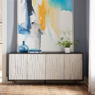 Curated 915A964   Oslo Entertainment Console