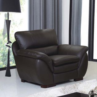 S-1828  Leather Chair (Leather/PVC)