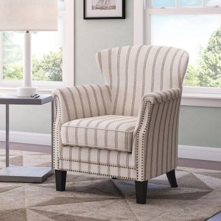 Layla-Flax  Accent Chair