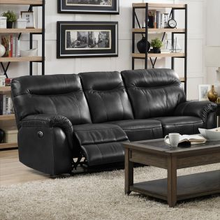 Atlas  Double Recliner Sofa w/ Power