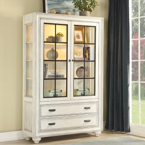 W1070-063  Display Cabinet