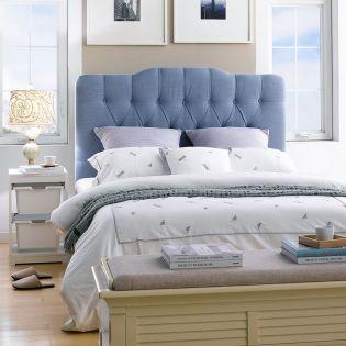 DS-2534-250K-408  Queen Panel Bed