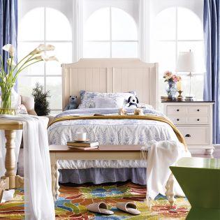 Summerlyn-Sleigh-HB  Single Bed