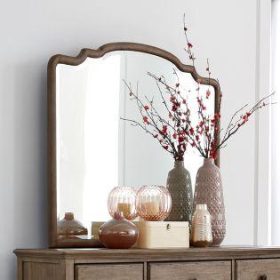 I222 Provence  Bed (침대+협탁+화장대)