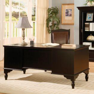 Forest Glenn Executive Desk ~Top Quality~