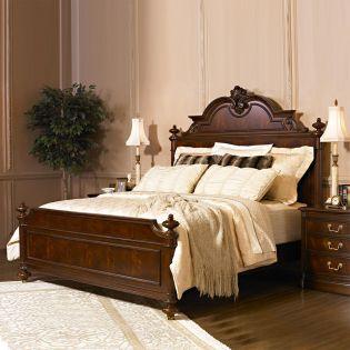 Regents Row  Panel Bed  (침대+협탁+화장대)