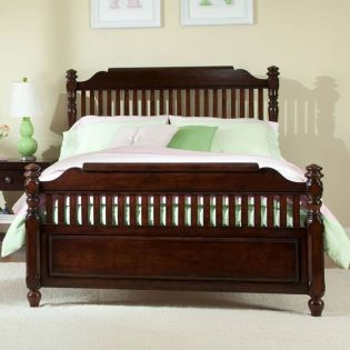 0851-4203 Savannah  Poster Twin Bed (침대) (매트 규격: 93cmx 193cm)