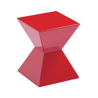 13004-Red  Rocco End Table