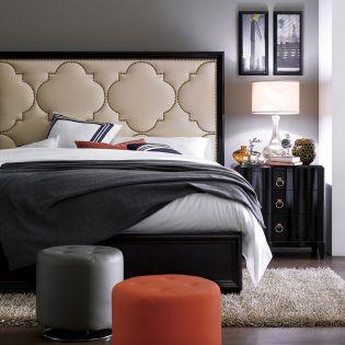 Newpolitan  Panel Queen Bed (침대+협탁+화장대) ~New York Lifestyle~
