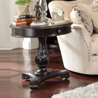 203303 LeGrand  Round Lamp Table