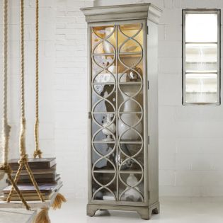 638-50036  Celeste Display Cabinet