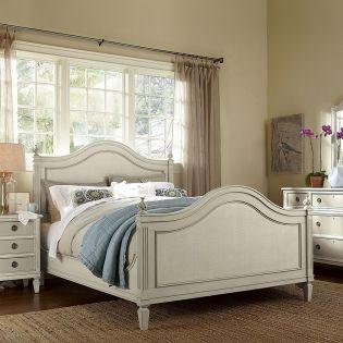 Great Room 220250B  Abingdon King Bed (침대+협탁+화장대)