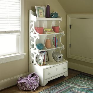 Bellamy 330A018  Book Nook Bookcase