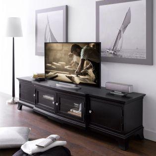 E1301-07  TV Stand ~Canadian #1 Brand~(SBS '가면' 속 주지훈, 수애 거실)