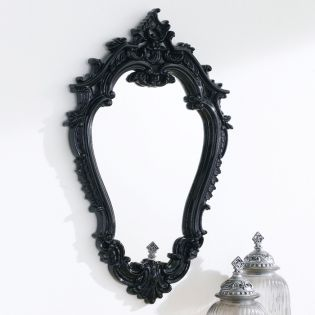MI12348-BLK  Wall Mirror