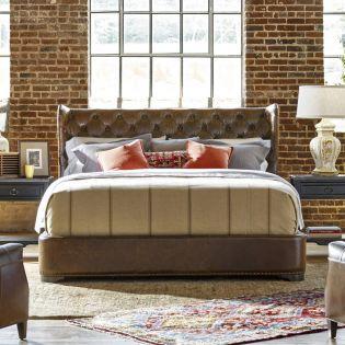 Curated 751210B Carlisle   Panel Bed