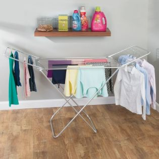 39756ES  Laundry Drying Rack