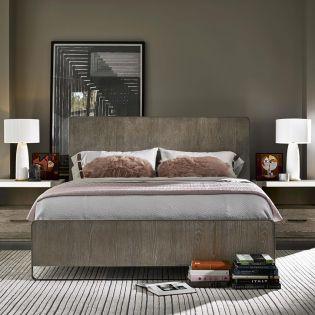 642320B  Keaton Bed Set (침대+협탁+화장대)