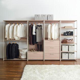 Haute-CDEH-4  Unit Closet