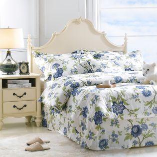 B3600-54H-HB  Queen Panel Bed