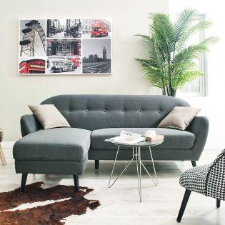 Palma  Sofa w/ Chaise