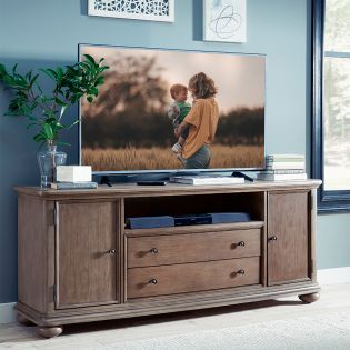 0200-023  Entertainment Console