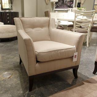 702503-5001AK Rachel Creme  Arm Chair