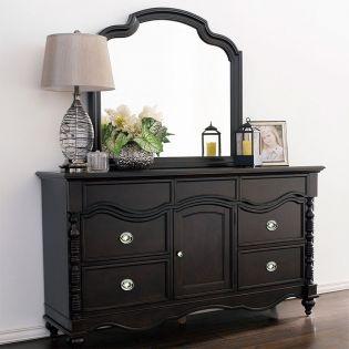 B1730  Dresser&Mirror