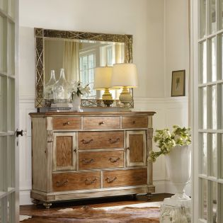 3002 Sanctuary  Dresser+Mirror