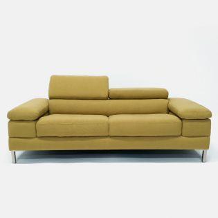 8669 Leaf  Fabric Sofa