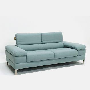 8669 Sky  Fabric Sofa