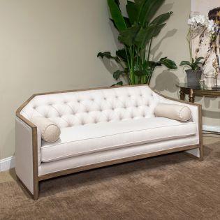U4544-20-Ivory  Sofa