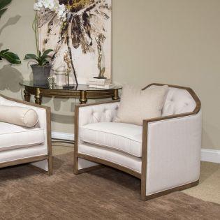 U4544-50-Ivory  Chair