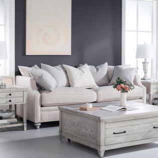 U3620-20-Cream  Sofa